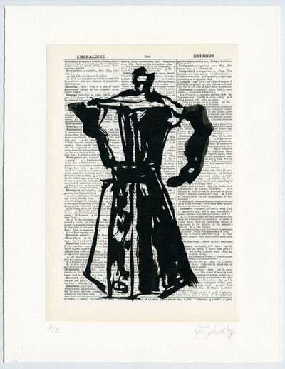 William Kentridge, 'Universal Archive (Ref. 03)', 2012