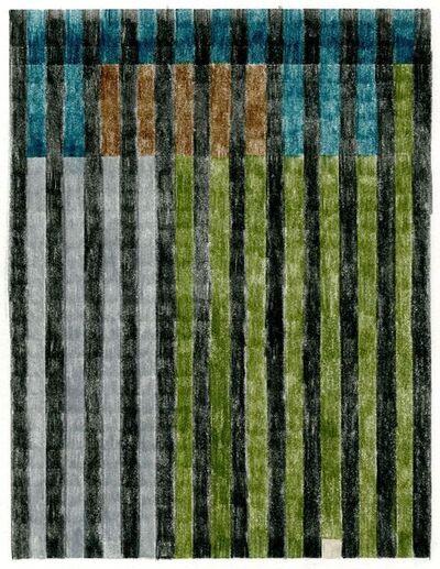 Katharina Hinsberg, 'Colours (sequence)', 2017