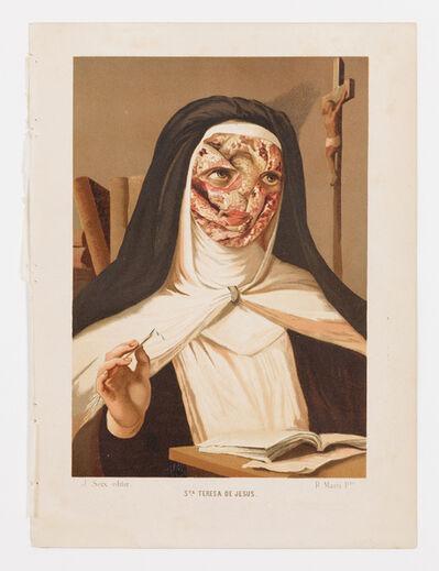 Dr. Lakra, 'Untitled (Sta. Teresa de Jesús)', 2013-2014