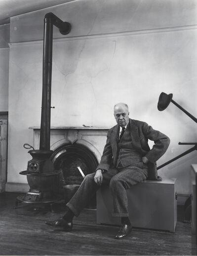 Berenice Abbott, 'Edward Hopper', 1948