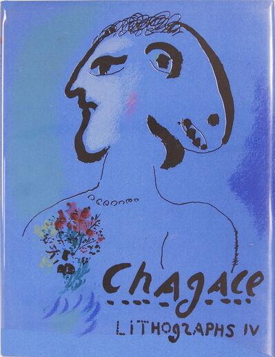 Marc Chagall, 'Chagall Lithographs IV (1969-1973)', 1974