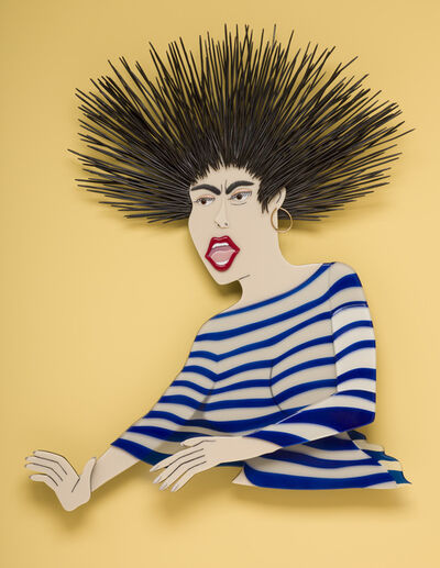 Dan Dailey, 'Freaked Out and Pissed Off', 2012