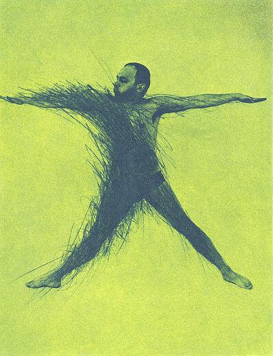 Arnulf Rainer, 'Body Pose III', 1971-1975