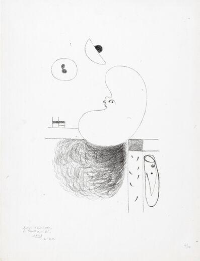 Joan Miró, 'L'Arbre des voyageurs: III', 1930