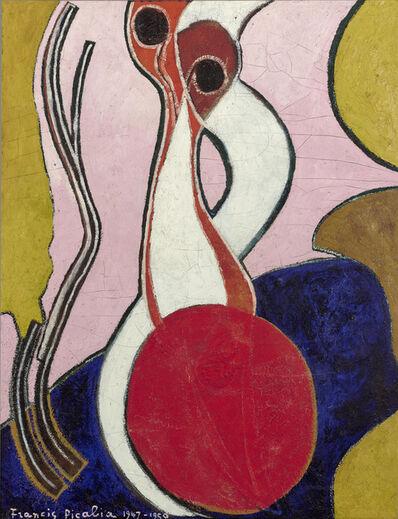 Francis Picabia, 'Danger de la force (Danger of Strength)', 1947-1950