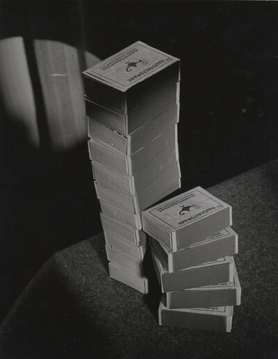 Elisabeth Hase, 'Kleinen stapel (small stack), ', 1949