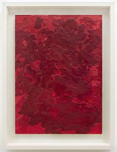 Hermann Nitsch, 'Wachsbild', 2013