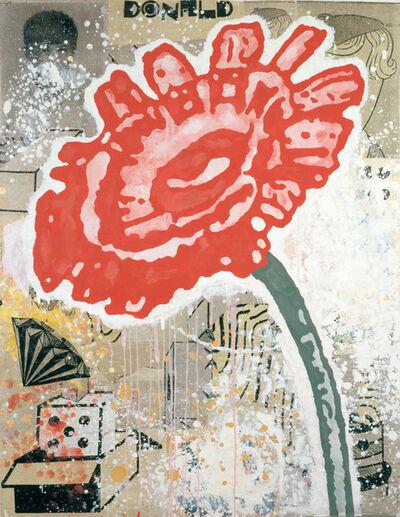Donald Baechler, 'OLIGARCH AGONISTES #1', 2004