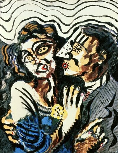 Francis Picabia, 'Première recontre [First Meeting]', 1925