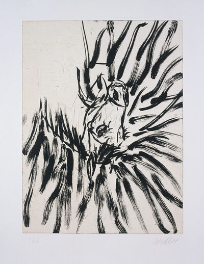 Georg Baselitz, 'Il mito [Le mythe]', 2004