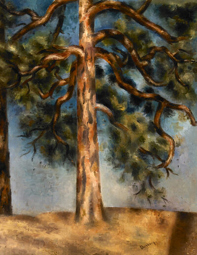 Andrew Dasburg, 'Tree'