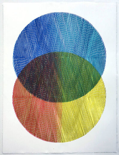 Lucinda Tanner, 'Mandorla Study III (framed)', 2018
