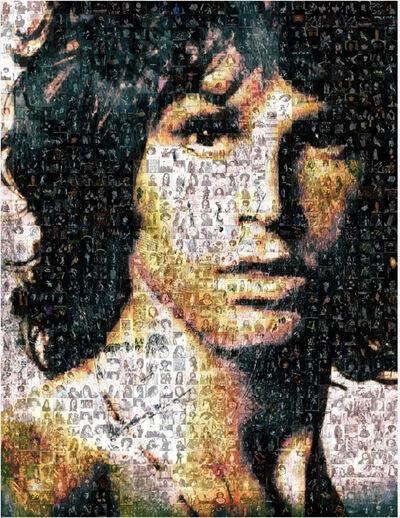 Robin Austin, 'Jim Morrison ', GFA1211