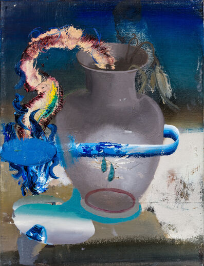 Patrícia Kaliczka, 'The Spirit of the Water is staring at her own Reflection', 2016-2019