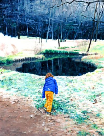 Mana Konishi, 'Winter', 2014
