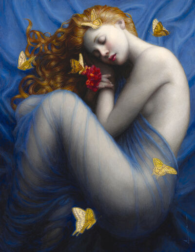 Chie Yoshii, 'The Butterfly's Dream', 2018