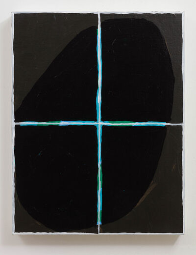 Meg Cranston, 'Out of the Window Black', 2016