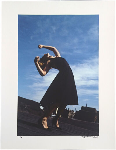 Robert Longo, 'Untitled (Janet, from The Men in the Cities Series)'