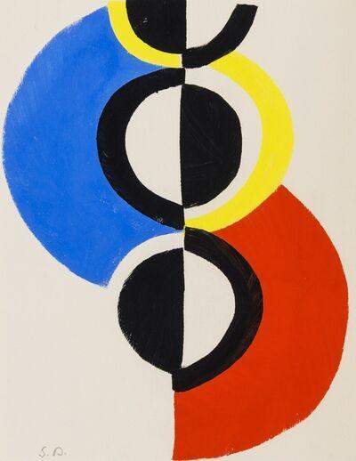 Sonia Delaunay, 'Rythm Sans Fin', 1956