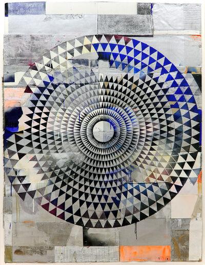 Michael Conrads, 'Exzentrische Dreieckskomposition (Zygote) N°X', 2014