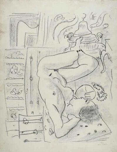 Henri Matisse, 'Nu renversé au brasero', 1929