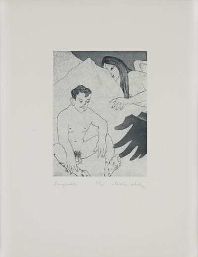 Christian Schad, 'Ödipiade oder Sorgen eines Engagierten / Langeweile', 1967