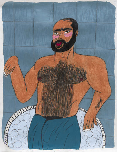 Soufiane Ababri, 'Bedwork ', 2020