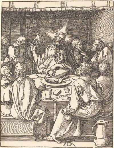 Albrecht Dürer, 'The Last Supper', probably c. 1509/1510