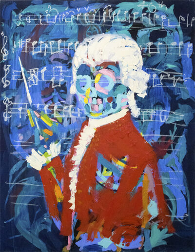 Bradley Theodore, 'Young Mozart ', 2018