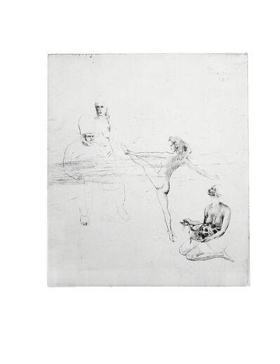 Pablo Picasso, 'Salomé', 1905