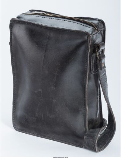 Marilyn Levine, 'Leather Bag', 1990