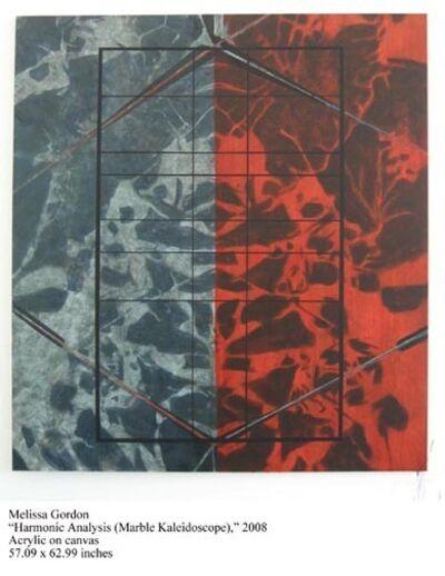 Melissa Gordon, 'Harmonic Analysis (Marble Kaleidoscope)', 2008