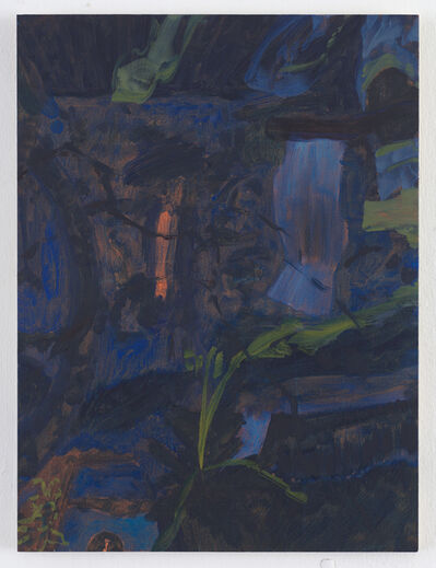 Abraham Kritzman, 'Our house at night R', 2018