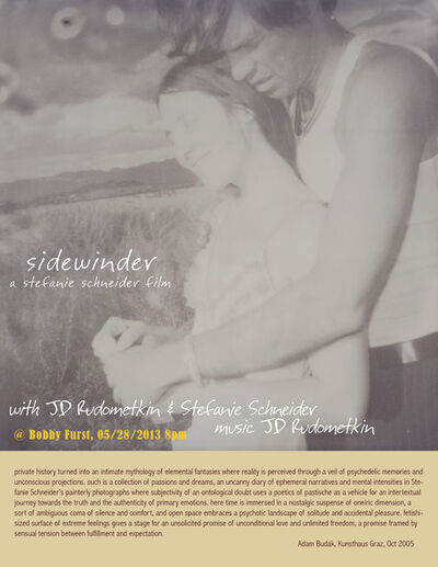Stefanie Schneider, 'Sidewinder', 2005