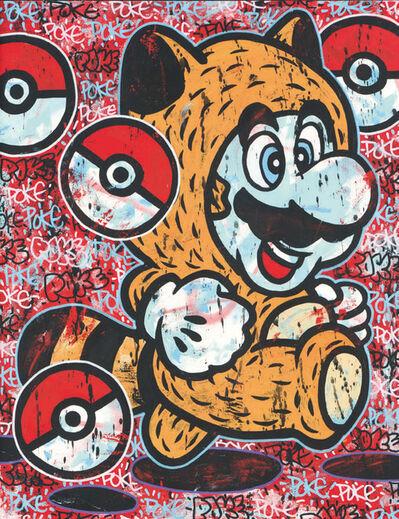 Speedy Graphito, 'Poke', 2016