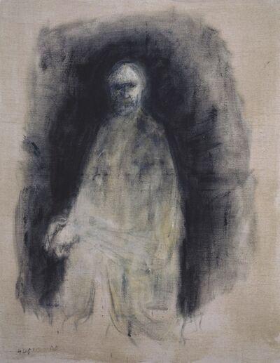 Zoran Antonio Mušič, 'Autoportrait', 1983