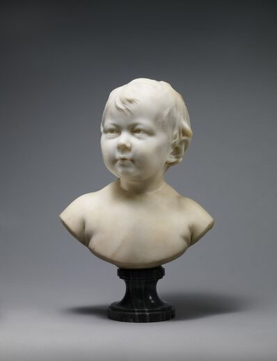 Jean-Antoine Houdon, 'Sabine Houdon (1787–1836)', 1788