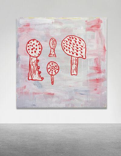 Donald Baechler, 'Tree Painting', 1985