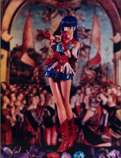 Hong Tung-Lu, 'Lynn Minmay', 2001
