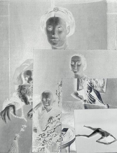 Rachel Libeskind, 'Negative Bodies', 2020