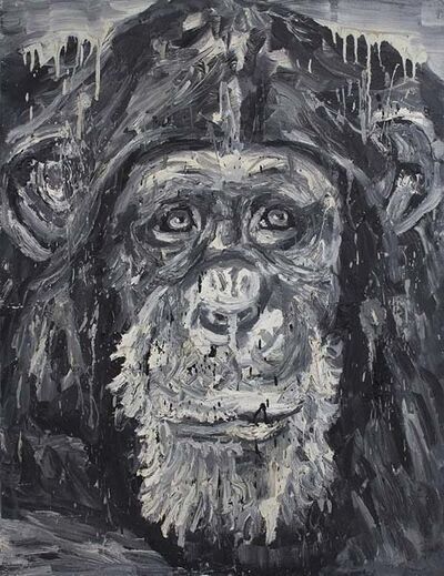 Joseph Tecson, 'Ape', 2011