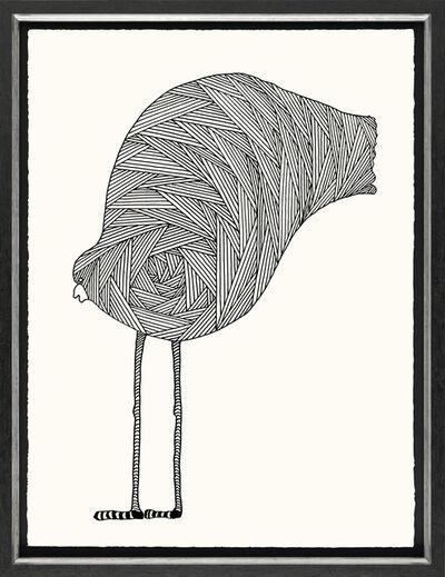 Billy Connolly, 'Wading Bird', 2013