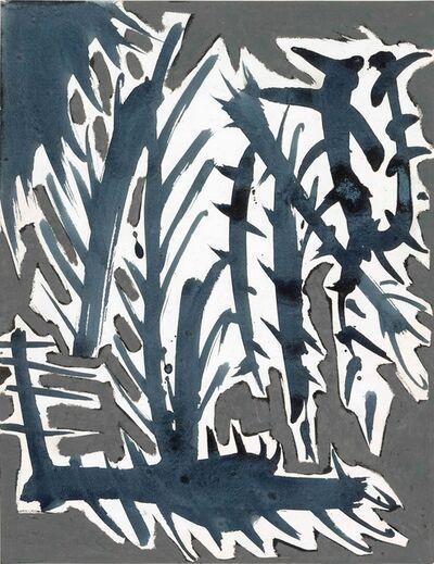 Huang Zhiyang 黄致阳, 'Morphological Ecology 004 形象生态004', 1988