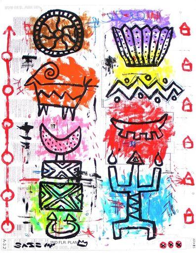 Gary John, 'Bel Air Tribes', 2014