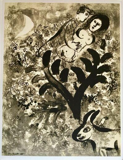 Marc Chagall, 'Couple dans la nature', 1985