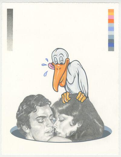 Steve Seeley, 'Untitled (Pervy Pelican)', 2019