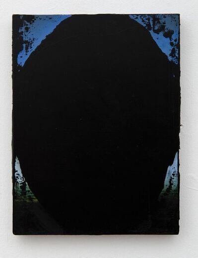Michael Canning, 'Black Oval III', 2013