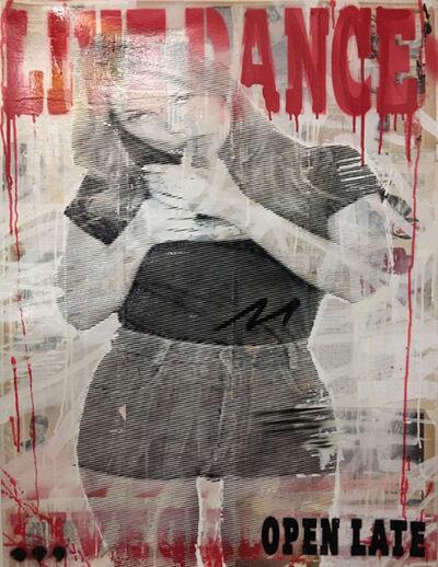 Sean Sullivan (Layer Cake), 'Live Dance - Kate Moss', 2016