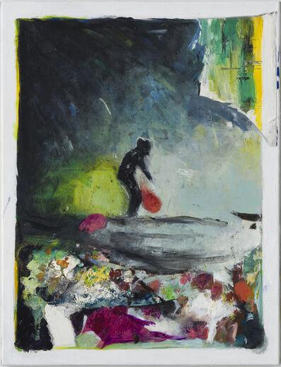 Emmanuel Bornstein, 'Le Petit Ramasseur de Poches', 2017