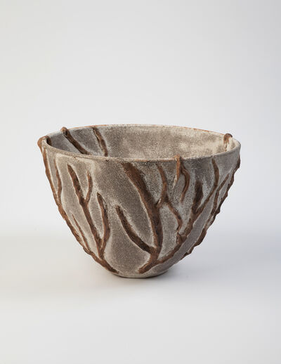 FIONA WATERSTREET, 'Bowl with Vines', 2019